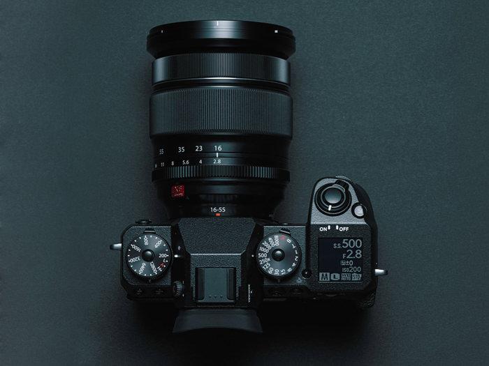 Hoy 1 de marzo sale al mercado la Fujifilm X-H1