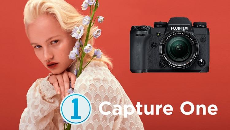 Capture One 11.1, compatible con Fuji X-H1.