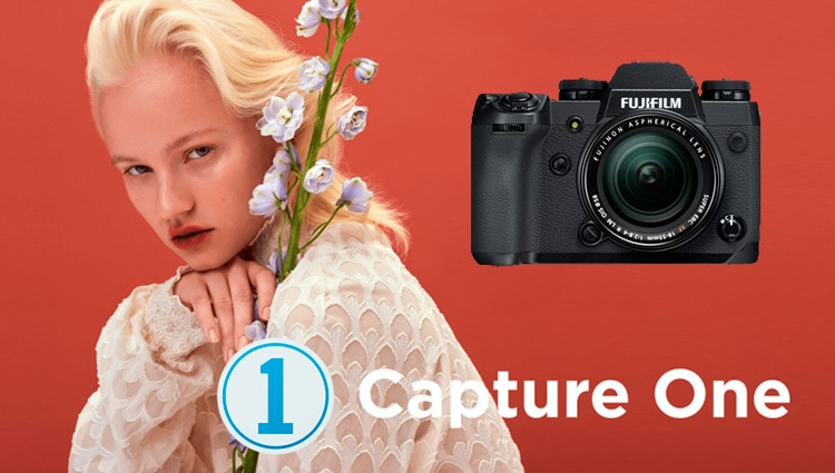 Capture One 11.1, compatible con Fuji X-H1.