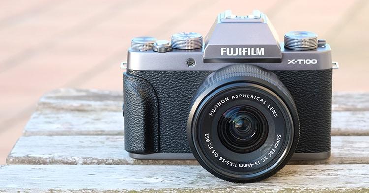 Fujifilm X-T100: experiencia de uso y prueba de campo