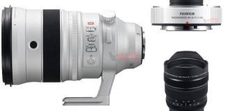 Imágenes del XF 8-16mm F2.8, XF 200mm F2 y TC 1.4X F2.