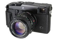 Canon 50mm f/1.4 FD + Lens Turbo II + en Fuji X-Pro2.