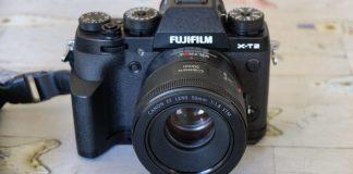 Fujifilm X-T2 + Viltrox EF-FX1 + Canon EF 50mm f/1.8 STM.