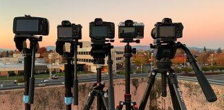 Vídeo X-T3 vs A7 III, Nikon Z7, Canon EOS R.