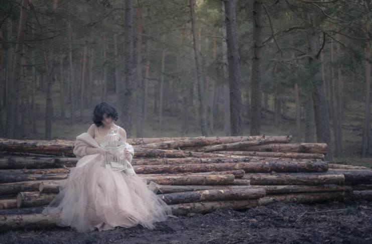 """""""El bosque"""" por Gabriel Blaze. Fujifilm X-T1 + Fujinon XF 35mm F1.4 R."""