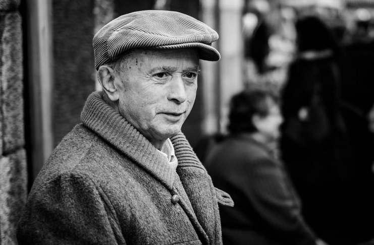 """Retrato callejero"" por Manuel Mora. Fujifilm X-T1 +Fujinon XF  35mm F1.4 R."