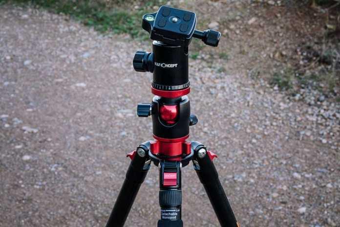 Review K&F Concept TM2534T