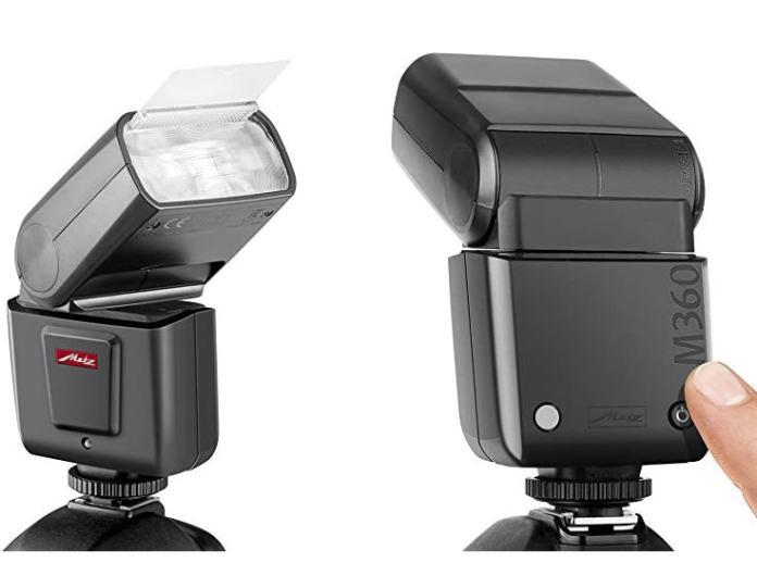Metz M360 para Fujifilm.