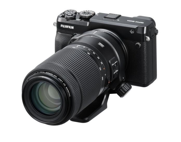 GFX 50R + GF 100-200mm