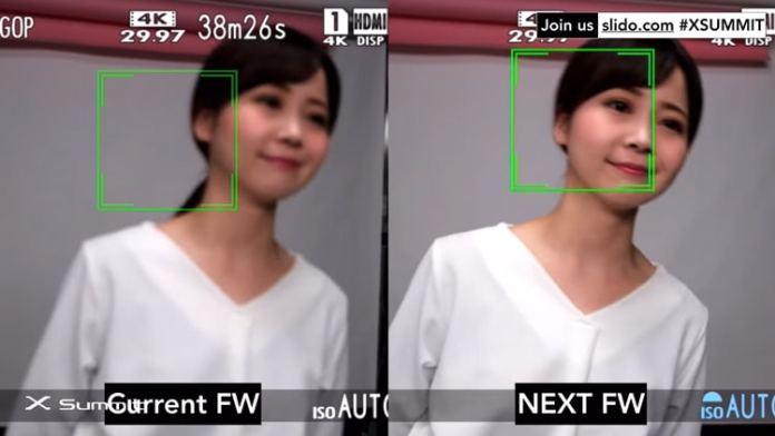 El futuro firmware 3.00 para la X-T3 aumenta la fiabilidad del autoenfoque por detección ocular.