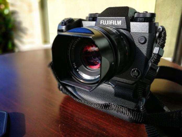 Fujifilm X-H1 + Grip + XF 35mm F1.4 R, por Luis Argüelles.