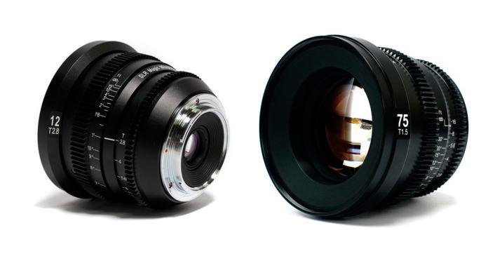SLR Magic CinePrime para Fuji X.