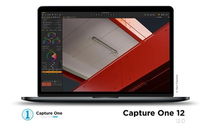 Capture One Fujifilm 12.0.3