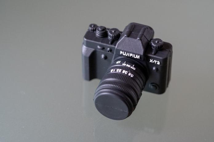 Pincho Fuji X-T3.