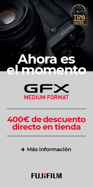 Promo Fuji GFX
