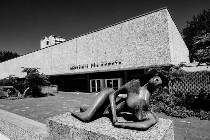 Academia de las Artes. Foto por Luis Argüelles. X-Pro2 + XF 14mm F2.8 R.