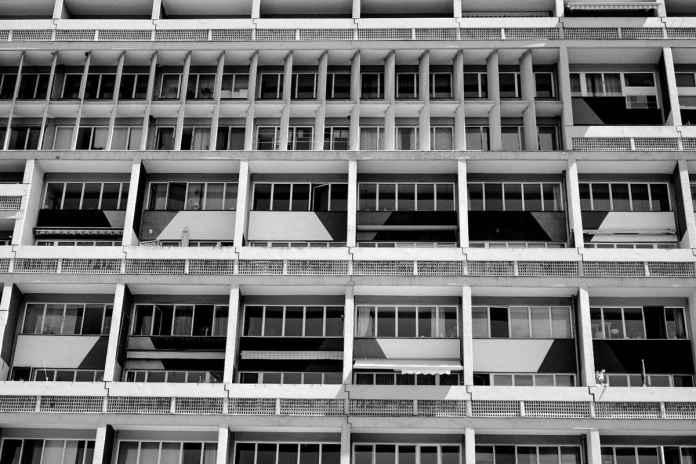 CorbusierHaus. Foto por Luis Argüelles. X-Pro2 + XF 35mm F1.4 R.