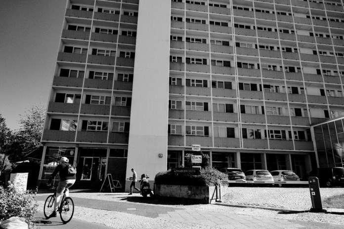 Schwedenhaus. Foto por Luis Argüelles. X-Pro2 + XF 14mm F2.8 R.