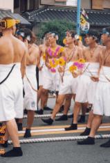 三谷祭青年 1998年10月18日