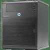 HP ProLiant MicroServerを使ってfoltiaサーバーを更改