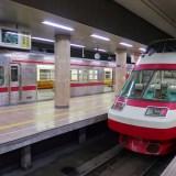 長野電鉄 長野駅~地下鉄のような始発駅~/画像&訪問記