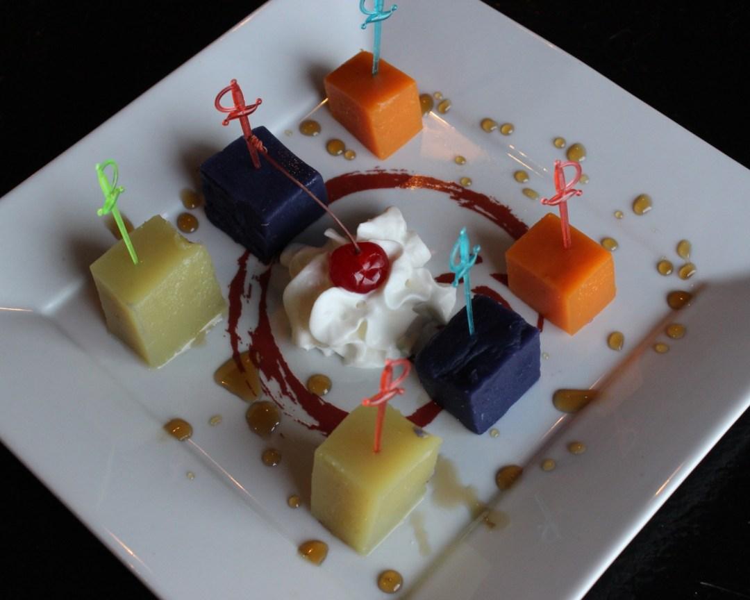 sushi dessert special