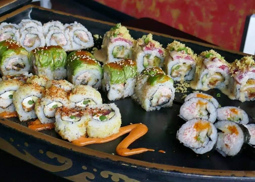 sushi special boat