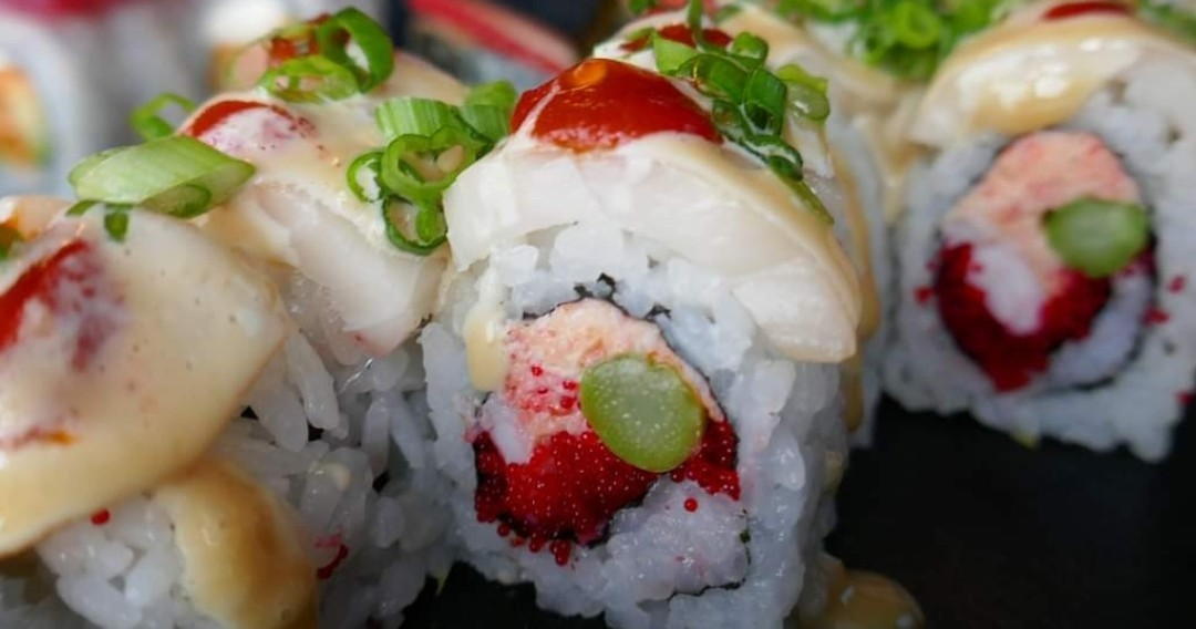 sushi roll special