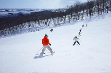 スキー上級者の滑り方、上級者はどんな滑り方をしているのか
