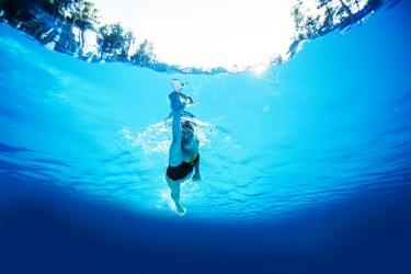 水泳のバタ足が進まない時のコツや練習方法・ポイントを解説