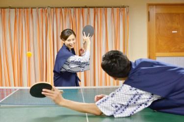 卓球のラリーを続けるコツとは?ポイントは打ち方や視線