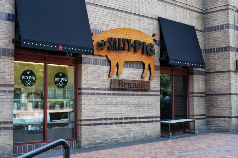 The Salty Pig