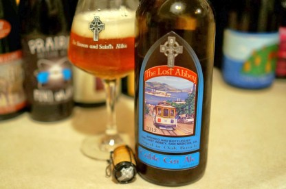 The Lost Abbey Cable Car Ale