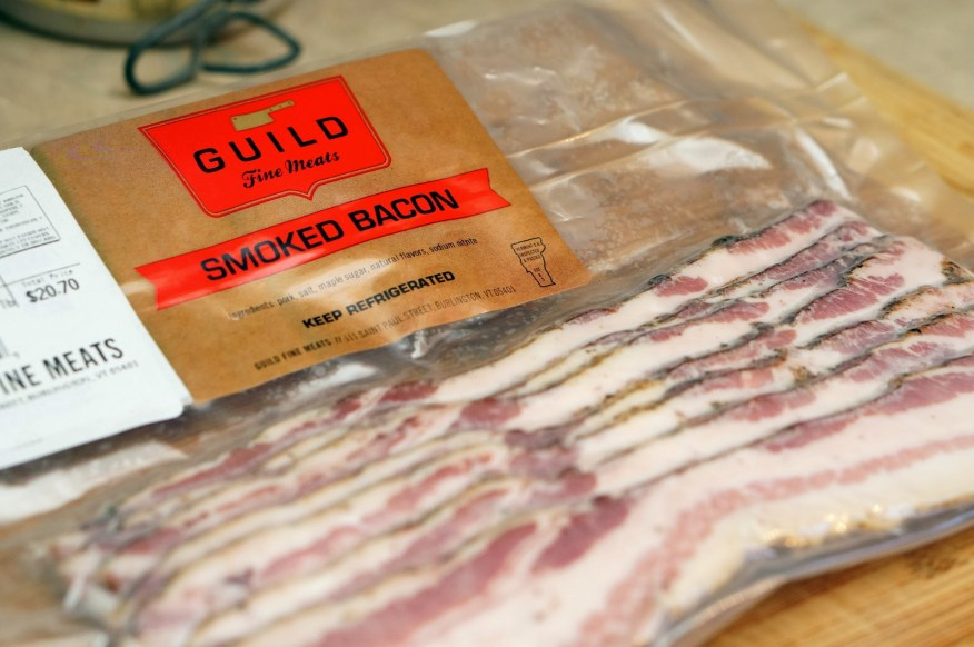 Guild Fine Meats Smoked Bacon
