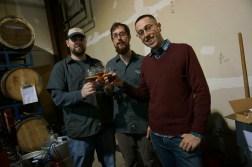 Night Shift Brewing Barrel Society Party