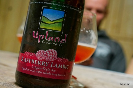 Upland Raspberry Lambic