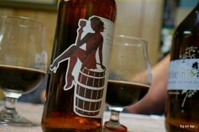 Bourbon Barrel Temptress