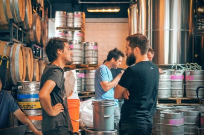 Suarez Family Brewing x Other Half Brewing Company