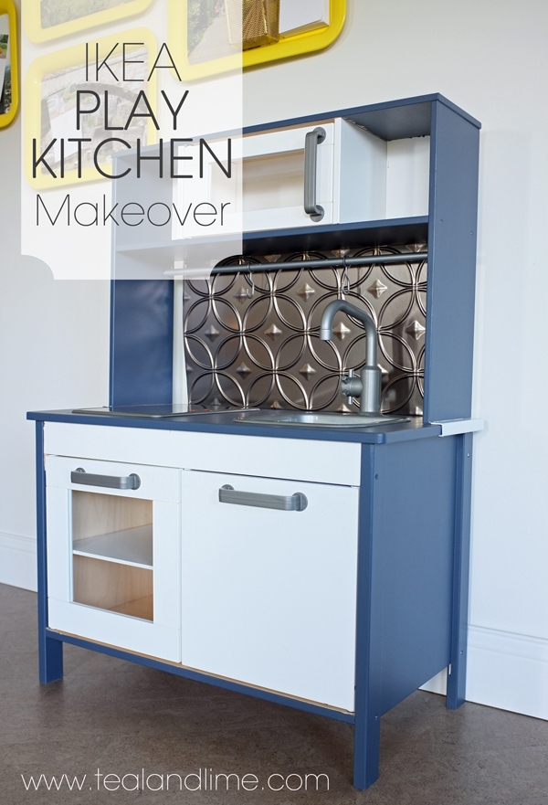 A Play Kitchen Makeover That Will Make Your Real Kitchen Jealous School Of Decorating