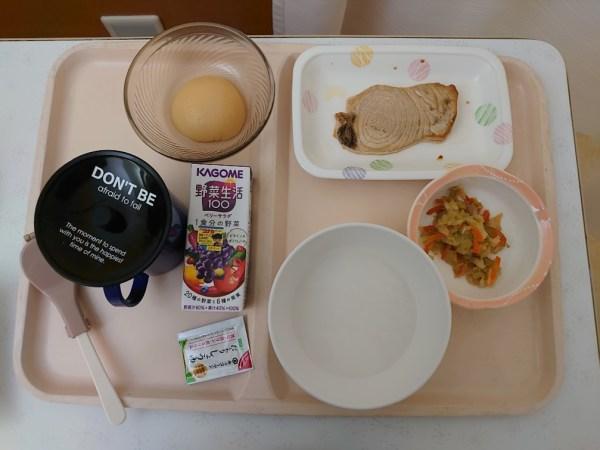病院食 昼
