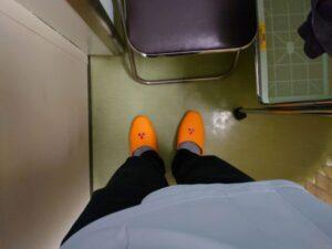 MRI検査前