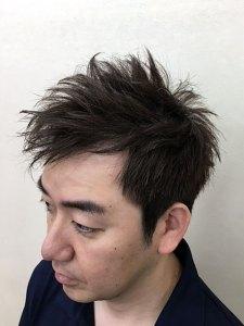 柴田黒髪メンズ2image1