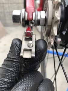 ミカシマ CA-MX10 BMX用チェーン引き(10mm)