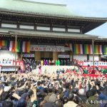 節分の豆まきは成田山新勝寺で有名人に会いたい!楽しむ攻略法