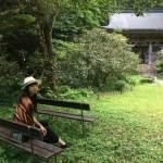 岩屋山 志明院(しみょういん)京都<br />一滴から始まる鴨川の水源地