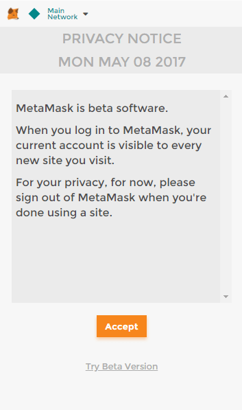 MetaMask インストール方法
