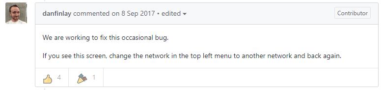 Metamask 接続できない