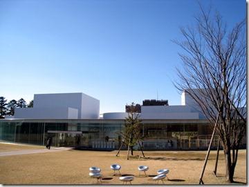 【金沢旅行記】金沢21世紀美術館に行ってきたよ!