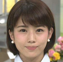 田中萌アナの衝撃のすっぴん画像がカオス!かわいい水着カップは?