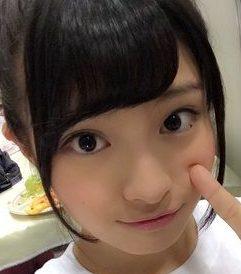 AKB48行天優莉奈のwikiや揺れるカップサイズは?